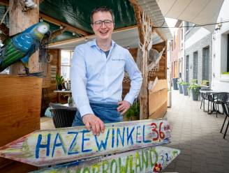 Sacchetti's haalt Ibiza naar Klein-Willebroek met thematerras