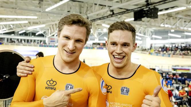 Lavreysen simpel naar halve finales WK sprint, Hoogland met iets meer moeite