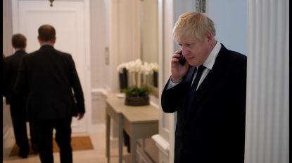 Boris Johnson wil grootste propagandacampagne sinds WO II