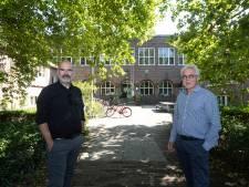 Tocht door Meisjesvakschool Zutphen: 'Historisch? Alleen voorgevel en stuk van buitenkant zijn nog origineel'