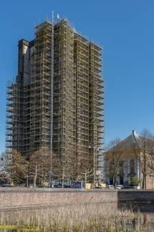 Dikke Toren in Zierikzee ziet door restauratie 70.000 bezoekers aan zich voorbijgaan