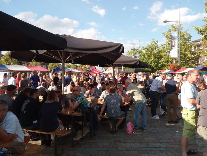 Gerstenat Bierfestival in Valkenswaard.