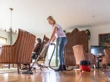 Lianne komt nu op zaterdag helpen in de huishouding: een zegen voor mevrouw Van der Gronden in Nieuwleusen