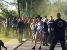 Vuurwerk en bekladdingen: eindexamenstunts op scholen lopen uit de hand