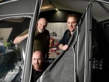 Fortex uit Enschede maakt de Rolls Royce onder de voortenten