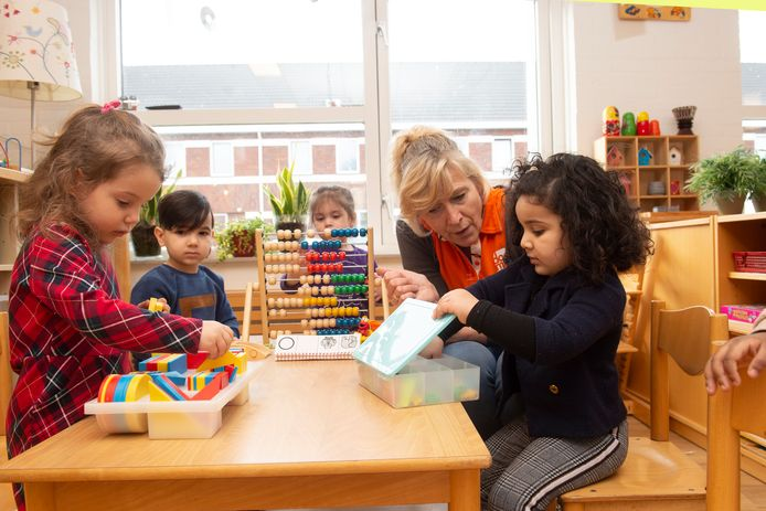 Peuterspeelzaal Het Kinderatelier in de Apeldoornse wijk Orden heeft ruimte voor nieuwe peuters.