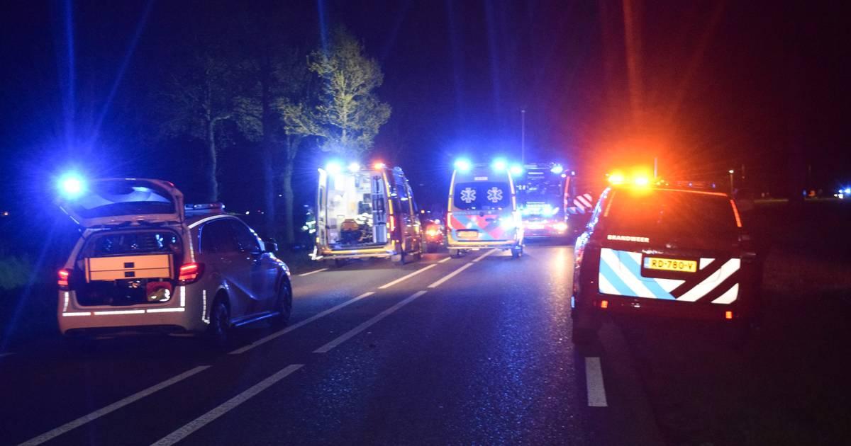 Motorrijder komt om bij ongeluk in Silvolde.