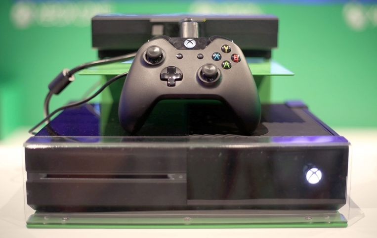 De Xbox One. Beeld EPA