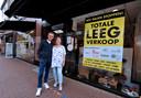 Pim en Suzan van Boxel stoppen na een zwaar coronajaar met hun schoenenwinkel en gaan vervroegd met pensioen.