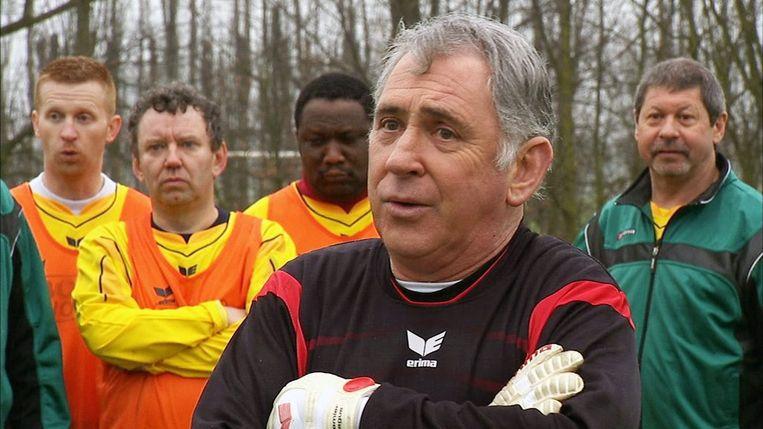 'In België wordt de combinatie voetbal en cultuur al snel herleid tot 'F.C. De Kampioenen'', zegt Max Gadeyne, communicatiemanager bij Ancienne Belgique. Beeld © VRT