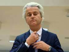 Geert Wilders gaat in hoger beroep