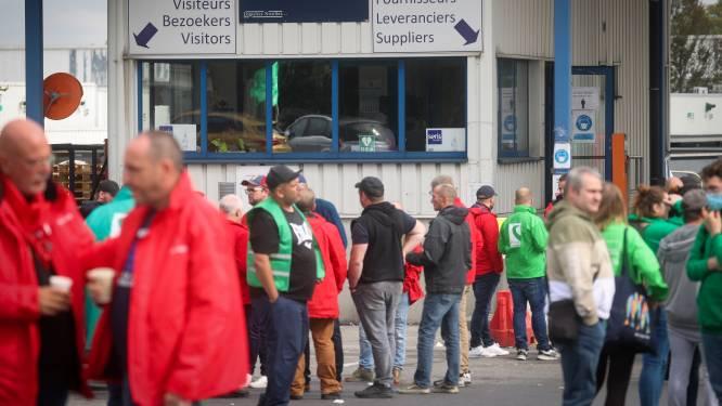 Rayons vides chez Carrefour: fin du chômage technique chez Logistics Nivelles
