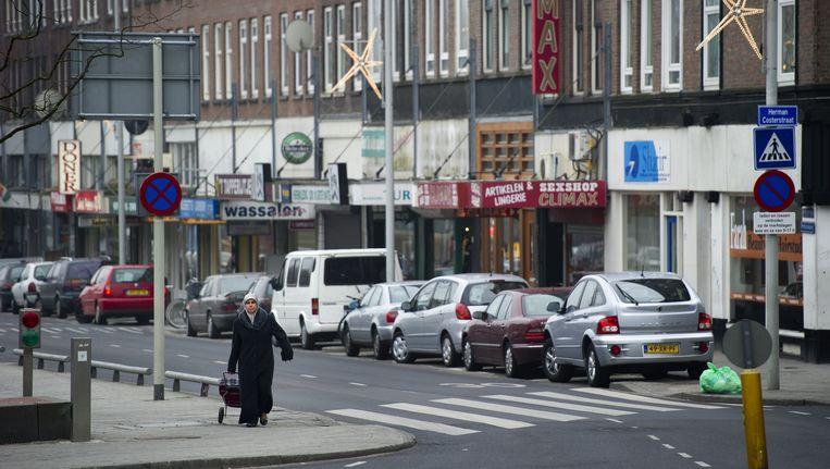 De Afrikaanderwijk in Rotterdam Beeld ANP