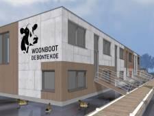Geen plek voor drijvend wooncomplex in Nieuwe Haven