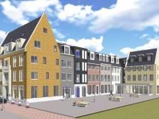 Niet veel interesse in appartementen van  Residentie Gravenhof in Hulst