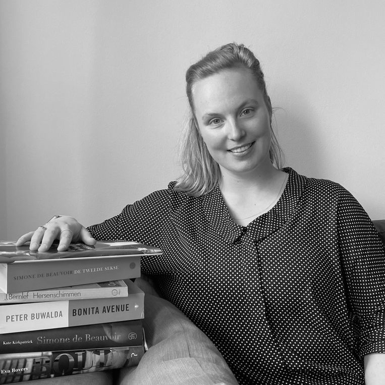 Zahra Runderkamp is promovenda politicologie aan de Universiteit van Amsterdam. Beeld Eigen foto