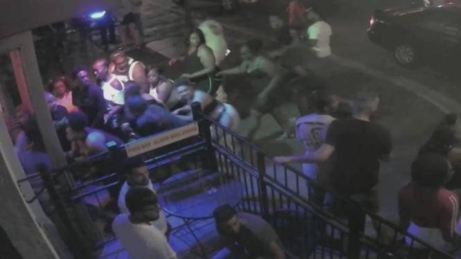 Bewakingsbeelden tonen hoe politie schutter Dayton in amper 30 seconden neutraliseerde