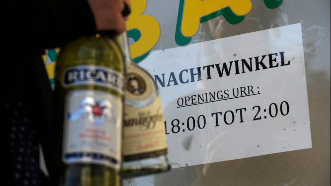 750 euro boete voor winkelier die na 20 uur nog alcohol verkoopt