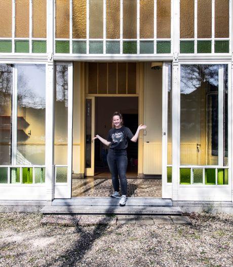 Isabelle richt haar paleis van 95 vierkante meter in met gratis spullen, en dat zijn er nogal wat