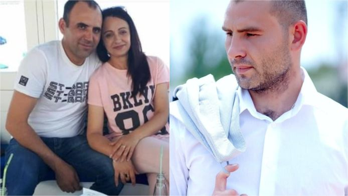 Nicolae Ivanov met zijn vrouw / Mihail Balan.
