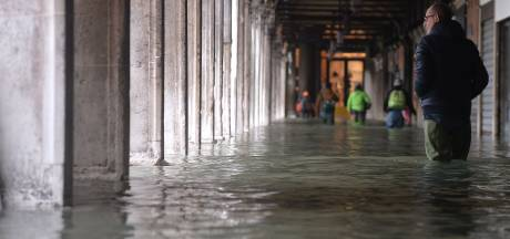 Nouvelle marée haute exceptionnelle à Venise, la quatrième en une semaine