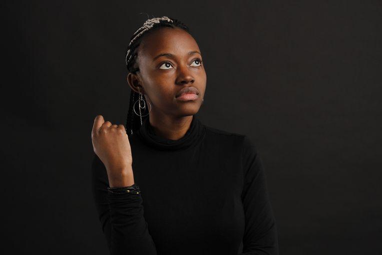 Sabrine Ingabire. Beeld Harmony Benegusenga