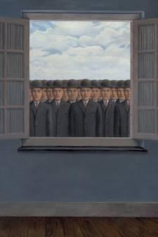 Un tableau de Magritte aux enchères chez Christie's