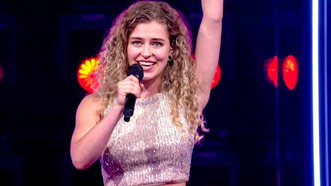 """INTERVIEW. Nederlandse Julia uit 'K2 Zoekt K3' stoot door naar de studioshows: """"Mensen zeggen dat ik op Klaasje lijk"""""""