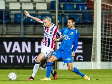 Vitesse won al vijf keer op rij van Willem II, dat toch met vertrouwen afreist naar Arnhem