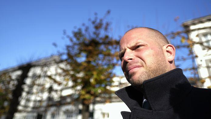 Theo Francken, secrétaire d'État à l'Asile et la Migration.