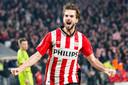 2015: Davy Pröpper scoort voor PSV.