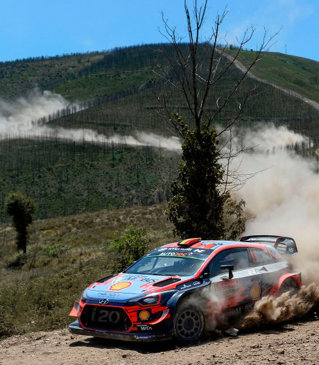 Rallye du Portugal: Toyota domine, Neuville en embuscade
