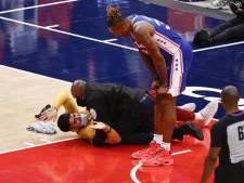 Toeschouwers eindelijk weer welkom in NBA, maar weten zich niet te gedragen