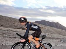 Diederik Scheltinga tweede in halve triatlon 'Israman'