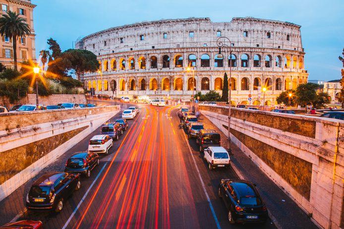 Rome, archive d'illustration