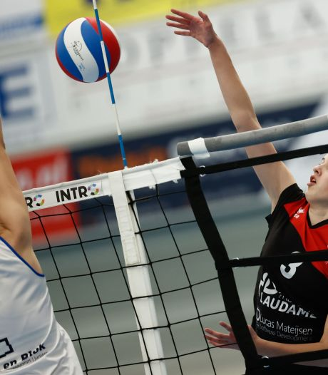 Louise Bijlsma volleybalt al op haar zeventiende in de eredivisie: 'Heel volwassen speelster aan het worden'