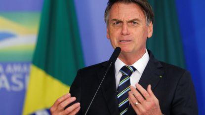 Bolsonaro annuleert bezoek aan VS