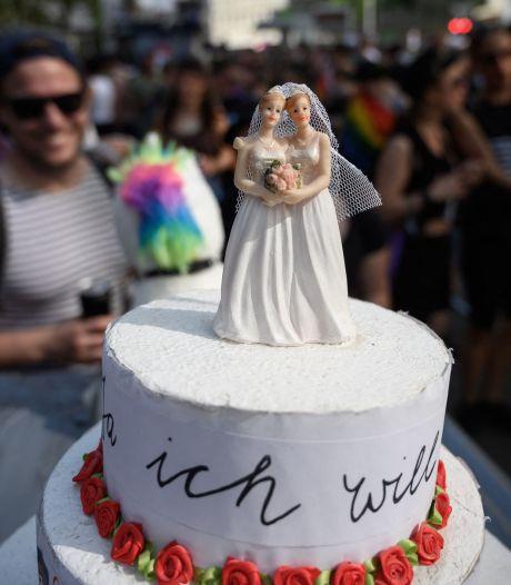 Ruime meerderheid in Zwitserland steunt homohuwelijk
