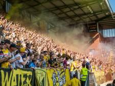Poorten Rat Verlegh Stadion wagenwijd open; kaarten voor Avondje NAC vliegen over de toonbank