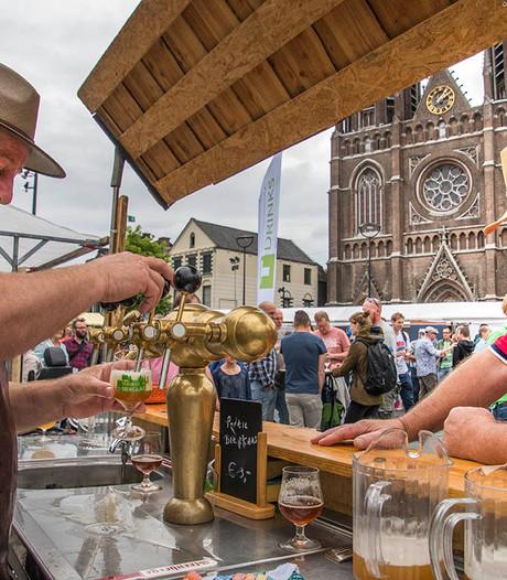 VIDEO: Tilburgse bierkenners hebben lekkere dorst