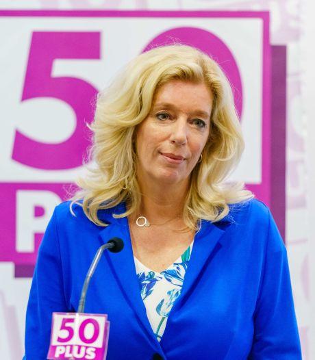 50Plus verdwijnt uit de Tweede Kamer: Den Haan stapt op en neemt zetel mee