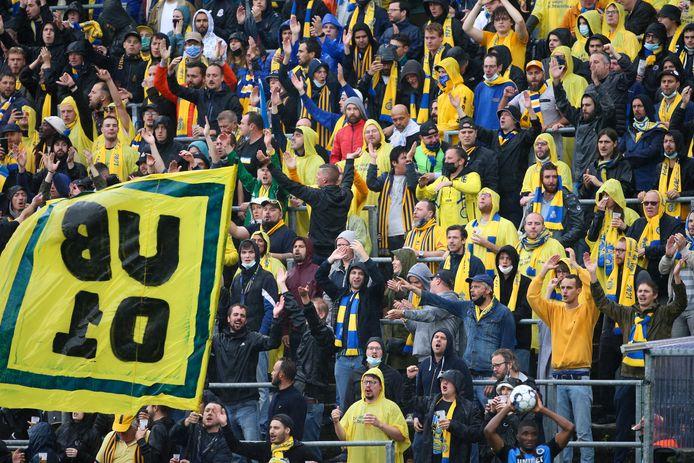 Union kon rekenen op een enthousiast thuispubliek.