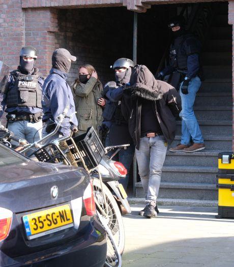 Meldingen over Haags 'drugshuis' leiden naar aanhouding van acht mensen