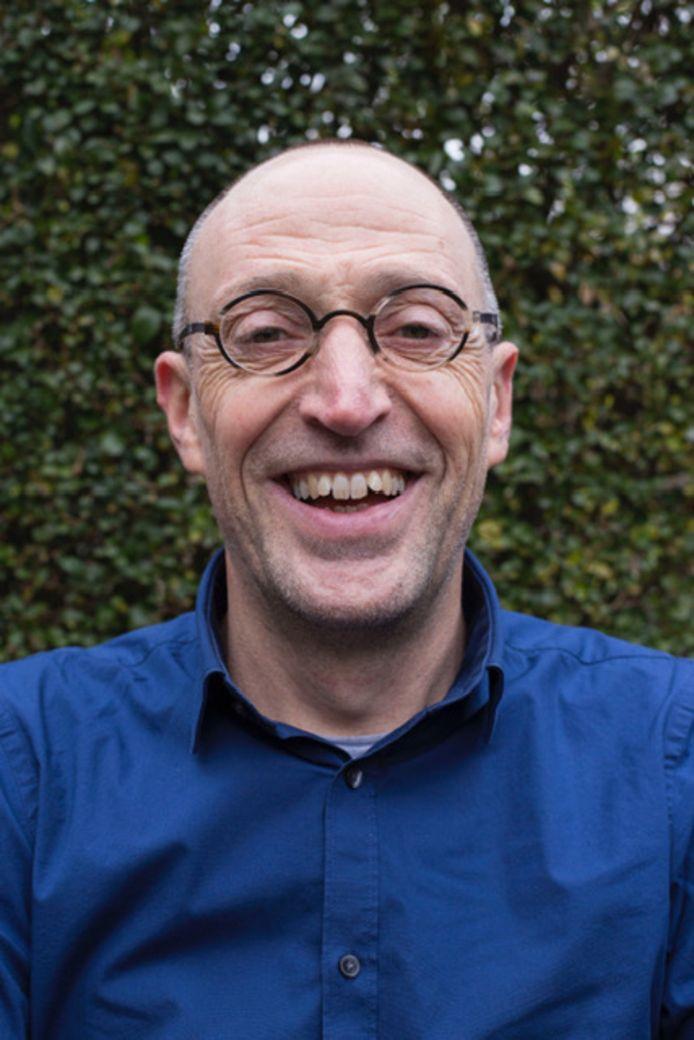 Wijkpastor Peter van der Schoor