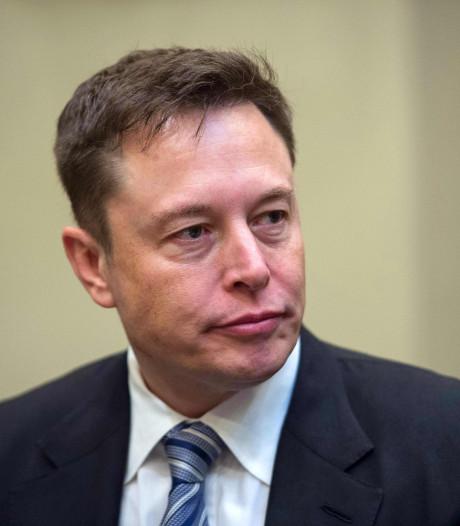 Andere werkwijze geen optie voor kapotte Elon Musk