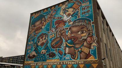 School Klavertje Vier krijgt muurschildering voor vrouwenrechten