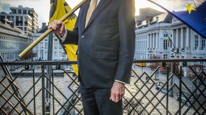 """Geert Bourgeois kwam, zag en vertrok in stijl: """"Rancune ken ik niet. N-VA heeft mij veel gegeven"""""""