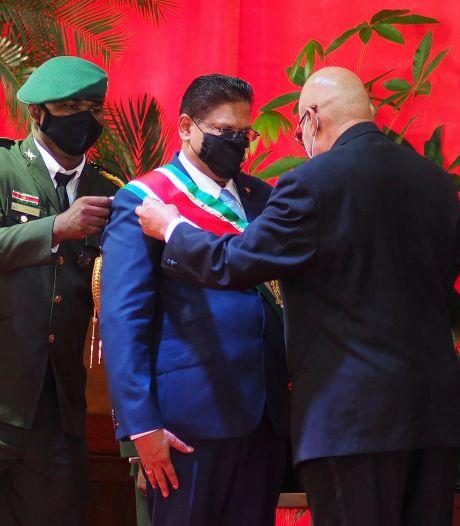 De erfenis van Bouterse hangt als een strop om nieuwe regering Suriname: 'Door de zure appel bijten'