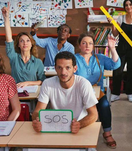 """Après """"Connasse"""" et """"Plan coeur"""", elle s'attaque aux parents d'élèves: """"C'est un petit concentré de société très jouissif"""""""