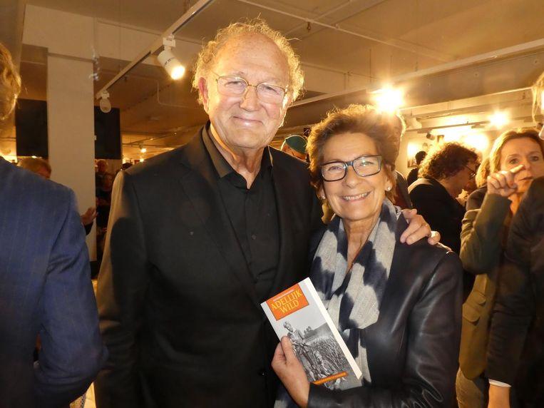 Mecenassen Joop en Janine van den Ende.